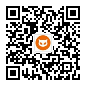 斑点猫微信服务号二维码